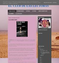 http://elclubdelaslectoras.blogspot.com