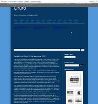 http://orurodelbicentenario.blogspot.com