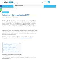 https://listasiptvm3u.com/listas-actualizadas-m3u/