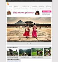 http://viajandoconprincesas.com