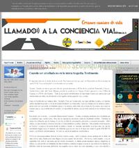 http://www.llamadoalaconciencia.blogspot.com