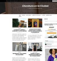 http://www.literaturaenlaciudad.com
