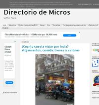 http://www.directoriodemicros.com