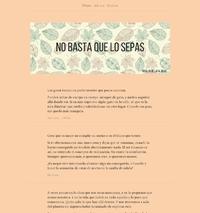 http://nobastaquelosepas.tumblr.com/