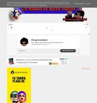 http://www.unmundoderetrojuegos.com