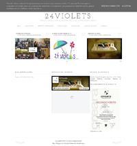 http://24violets.blogspot.com/