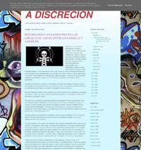 http://a-discrecion.blogspot.com.es/