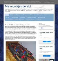 http://mismontajesdeslot.blogspot.com