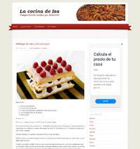 http://lacocinadeisa.com