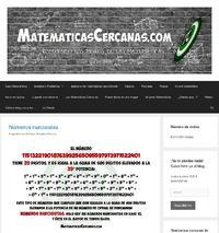 http://matematicascercanas.com