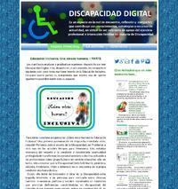 http://discapacidaddigital.blogspot.com/