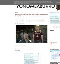 http://yonomeaburro.blogspot.com