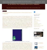 http://www.exagonobibliotecario.blogspot.com