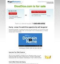 http://Diosdice.com