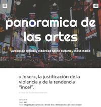 https://panoramicadelasartes.wordpress.com/