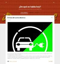 http://dequesehablahoy.blogspot.com.es/