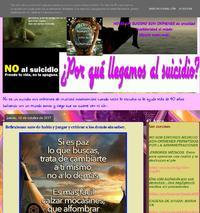 http://noesunsuicidioesunasecinato.blogspot.com.es/