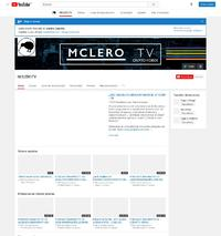 https://www.youtube.com/user/MCLEROTV