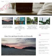 http://www.cronicasdeunawanderlust.com