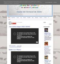 http://coplasdelcarnaval.blogspot.com