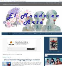 http://elmundoenarte.blogspot.com/