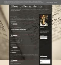 http://efimerospensamientos.blogspot.com
