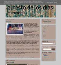 http://elrestodelosdias.blogspot.com/