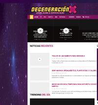 http://www.degeneracionx.com