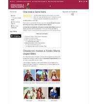 http://oracionesasantamarta.com/